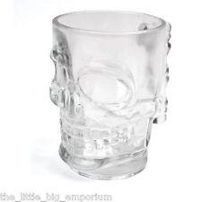 Skull Stein Beer Glass By Kikkerland - Barware Bar