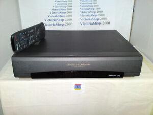 TOSHIBA V813B VHS VCR Video Recorder -JOG Shuttle Remote-Vintage Model-A/V Input