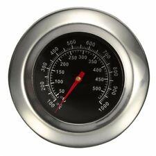 50 ~ 500 gradi arrosto Barbecue BBQ Smoker Grill Termometro Temp Gauge Dia VN