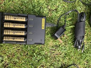 nitecore battery charger