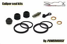 Honda CB125TT VTR250 VT600C NT650 Hawk GT NX650 FRONT Brake Caliper Rebuild Kit