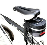 Cycling Bike Bicycle Outdoor Saddle Bag Rear Back Under Seat Tail Pouch Package
