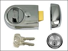 Yale YALY3CHCH60 Y3 Nightlatch Modern Polished Chrome Finish 60mm Backset Visi