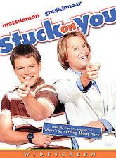Stuck on You (DVD New) Matt Damon*Greg Kinnear WS