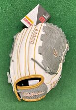 "2021 Wilson A2000 V125 12.5"" Fastpitch Softball Glove - WBW100214125"