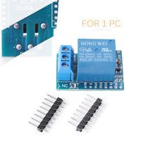 Relay Shield for Arduino WeMos D1 Mini ESP8266 Development Board 3.3V Replace