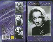 VHS - NEU - OVP - Porträt - MARLENE DIETRICH  - Geschichte einer Legende
