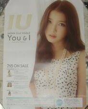 IU You and & I 2012 Taiwan Promo Poster