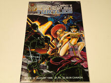 Eastman & Laird's Teenage Mutant Ninja Turtles Comic Vol. 1 Book #32 Aug. 1990