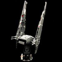 Acryl Display Stand Acrylglas Standfuss für LEGO 75104 Kylo Ren Command Shuttle