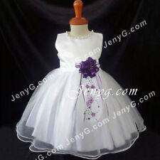Robes de mariée blanche en polyester