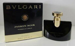 Jasmin Noir by Bvlgari 100ml 3.4 Oz Eau De Parfum Spray Women's New Boxed