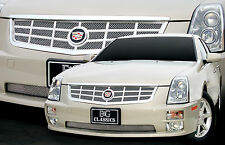 CLASSIC 18 FINE MESH GRILLE GRILL E&G FITS 2005 2006 2007 CADILLAC CADY STS