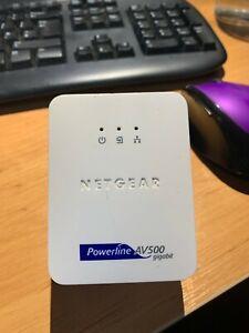 Netgear Powerline AV 500 Gigabit Ethernet Adapter