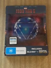 Iron Man 3 Steelbook JB Hi-Fi Australia Exclusive