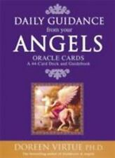 Daily Guidance from Your Tarot Angels Oracle Cards: 44 cards plus booklet