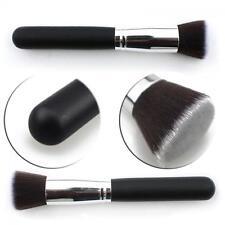 Cosmetic Kabuki Face Makeup Brush Powder Foundation Tool Flat Top