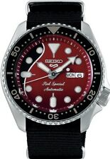 Seiko 5 Sports Automatik Herrenuhr Uhr Brian May /Queen Limited Edition SRPE83K1