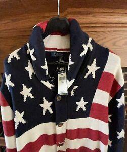Ralph Lauren USA Sweater xl/tg