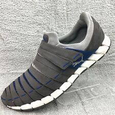 Puma OSU NM Gray Blue running shoes Sneakers Athletic Men's Size 12