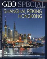 GEO Special / GEO Special 01/2014 - Shanghai, Peking, Hongkong (2014, Gebundene Ausgabe)