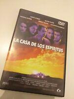 Dvd LA CASA DE LOS ESPIRITUS CON MERYL STREEP