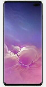 AT&T Samsung Galaxy S10+ 128GB  Prism Black