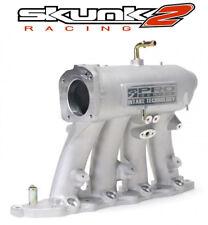 Skunk2 Pro Series Intake Manifold Civic B16A2 B16A3 B17A1 B18C5 Type-R Silver
