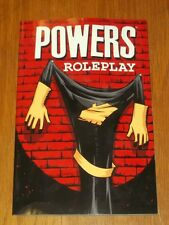 Powers Vol 2 Roleplay by Brian Michael Bendis (Paperback)< 9780785192756