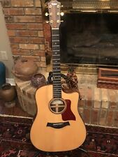 Taylor 710 CE L9 Acoustic/Electric Guitar. With OHSC. NO RESERVE