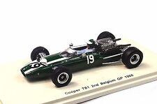 COOPER T81 2ND BELGIUM GP 1966 JOCHEN RINDT 1:43 SPARK S4805 RESIN NEW MODEL