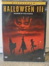 Halloween 3: Season of the Witch (DVD, 2003) RARE 1982 BRAND NEW