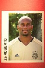 PANINI BUNDESLIGA 2004 2005 2004/05 N. 378 Zè ROBERTO FC BAYERN M. TOP MINT!