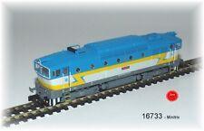 Trix 16733 Série De Locomotive A Diesel 750 ZSSK avec décodeur numérique+