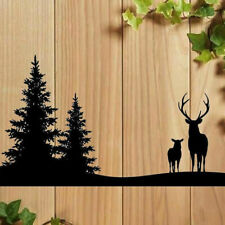 Xmas Deer Forest Metal Cutting Die Stencil Scrapbooking Paper Card Embossing