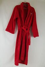 Ferrari sleepwear  bathrobe for men size medium made in Italy red color