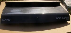 Saab 900 Deck Trunk Lid with spoiler 86 - 94 Convertible