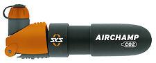SKS Base Line Airchamp CO2 Luftpumpe, 10047 - für viele gängige Ventilarten