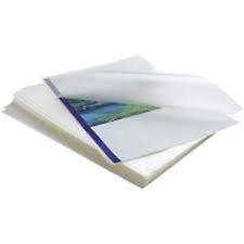 Laminating Pouches Laminating Sleeves Laminating Pockets Sheets A3 A4 A5 A6 A7