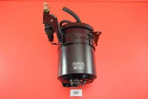 E3 94-97  TOYOTA T100 V6 FUEL VAPOR CANISTER 77740-34060 / 138600-3480 OEM