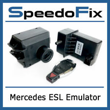 Mercedes C300 E350 Glk black box Esl emulator improved. Steering Lock Repair