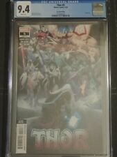 Thor #5 2nd Print CGC 9.4!! 1st appearance of The Black Winter!!