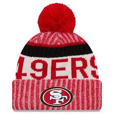 San Francisco 49ers  NFL Football Sideline Beanie  New Era One Size Wintermütze