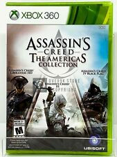 Assassin's Creed: The Americas Collection - Xbox 360 - Brand New | Factory Seale