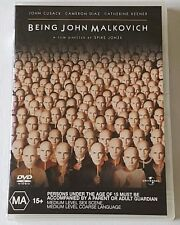 Being John Malkovich DVD, 2003 (#DVD01159)