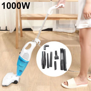 Upright 2 in1 Stick Powerful Vacuum Cleaner 1000W Corded Bagless Handheld