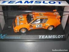 TEAM SLOT REF. 12803 ALPINE A310 V6 GTP   Nuevo New 1/32