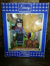 Ginny goes to county fair shirley's dollhouse exclusive