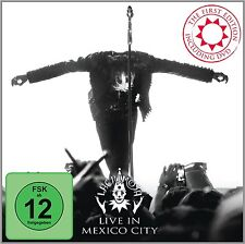 LACRIMOSA Live in Mexico City LIMITED 2CD+DVD Digipack 2014