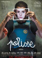 POLISSE Affiche Cinéma Movie Poster 60x40 Maïwenn Joey Starr